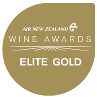 Air New Zealand Wine Awards - Elite Gold