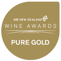 Air New Zealand Wine Awards - Pure Gold