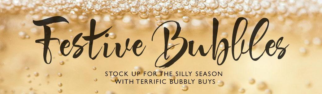Festive Bubbles