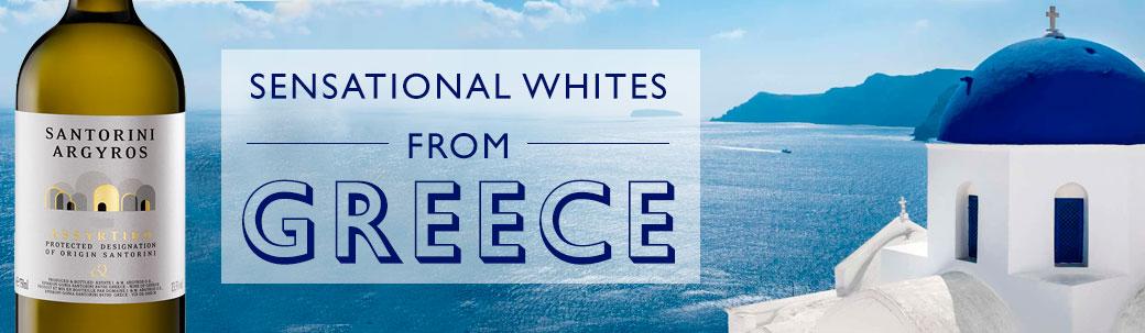 Greek Whites