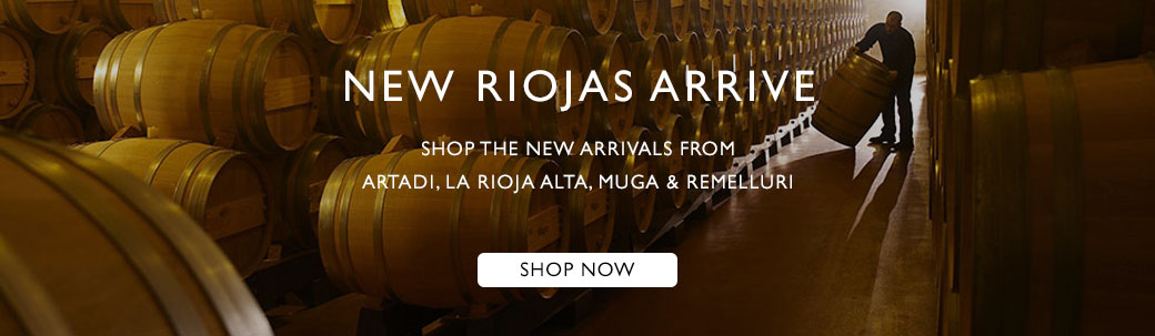 New Riojas Arrive