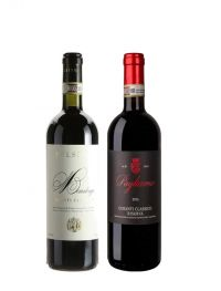 Mixed 6 - Felsina Chianti, Old and New