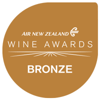 Air New Zealand Wine Awards - Bronze