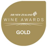 Air New Zealand Wine Awards - Gold