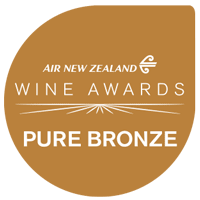 Air New Zealand Wine Awards - Pure Bronze