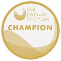 NZ Wine of the Year - Champion