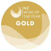NZ Wine of the Year - Gold